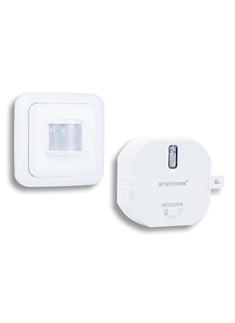 Smartwares Akıllı Ev İç Mekan Hareket Sensörü ve Yerleştirmeli Priz Renkli
